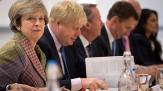 Theresa May has to get approval from Parliament to exit the EU