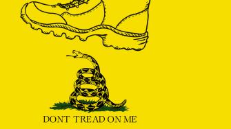A flag.