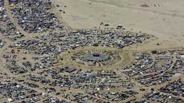 Burning Man.