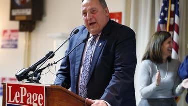 Firebrand Gov. Paul LePage wins again in Maine
