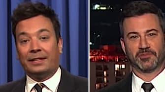 Late night hosts on Trumps State of the Union