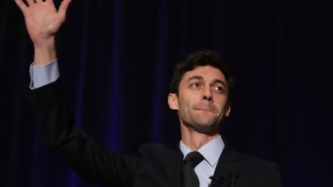 Jon Ossoff is headed to a June runoff election