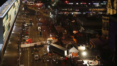 A truck crash in Berlin is now being called a probable terrorist attack