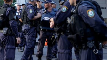 Melbourne police foiled a terror plot planned for Christmas.