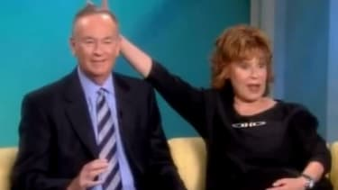 Bill O'Reilly and Joy Behar battled over 9/11 issues on the 'View,' but was there a real conversation?