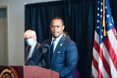 Kentucky Attorney General Daniel Cameron.