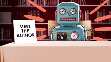 A robot writer.