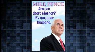 Mike Pence memoir