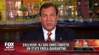 Chris Christie defends mandatory Ebola quarantines: The CDC 'will come around'