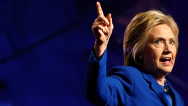 """If Hillary Clinton becomes president, she will have to answer to those she called """"deplorable."""""""