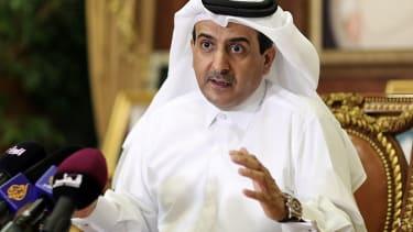 Qatar Attorney General Ali Bin Fetais Al-Marri.