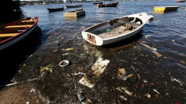 Two years out, Rio admits its polluted bay won't be clean for 2016 Olympics