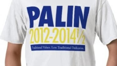 Palin for president: A half-term we can believe in?