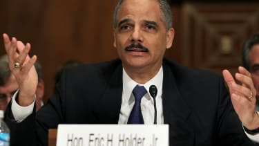 Pro tip: Don't impersonate Eric Holder when filing your tax return
