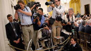 Only 7 percent of journalists are Republicans