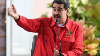 Venezuelan President Nicola Maduro