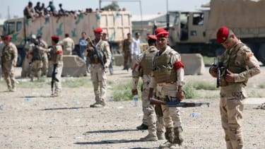 Iraq's army probably isn't strong enough to defeat ISIS
