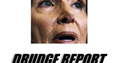 Is the Drudge Report spreading computer viruses?