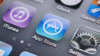Phone apps.