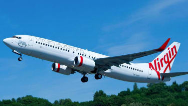 Drunk passenger sparks hijacking scare on Virgin Australia flight