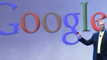 Google Chairman Eric Schmidt on Sept. 5: The internet behemoth is on a roll between its mobile, vide, and cloud computing initiatives.