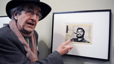 Iconic Magnum photographer René Burri who captured Che Guevara dies at the age of 81