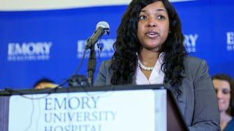Released Ebola nurse Amber Vinson: 'I am so thankful'