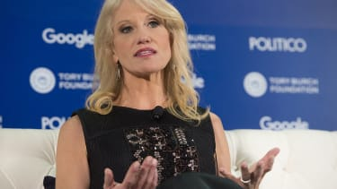 Kellyanne Conway talks motherhood and the West Wing