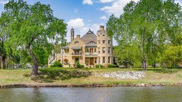 A home in Kansas.