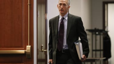 Rep. Trey Gowdy (R-S.C.), chiarman of the House Benghazi Committee