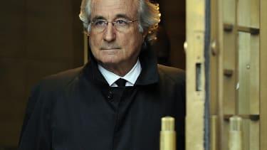 Bernie Madoff hot chocolate prison empire.