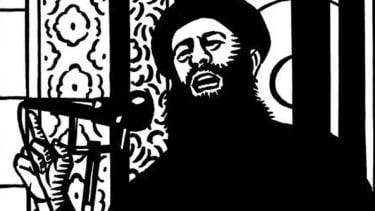 Charlie Hebdo's last tweet was a cartoon mocking ISIS