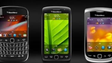 New Blackberry phones