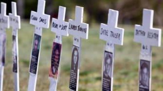 Columbine shooting memorial