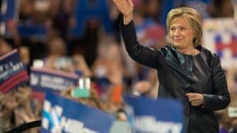 Hillary, Trump officially win Missouri.