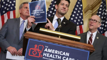 American health care act.