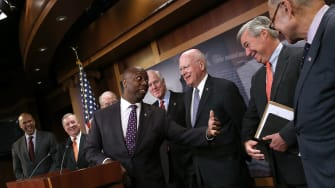 A bipartisan groups of senators have agreed to a prison reform package