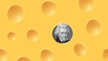 Andrew Jackson loved cheese