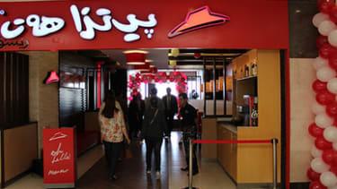 Iraq finally gets its first Pizza Hut restaurant