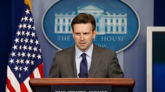 White House Press Secretary Josh Earnest.