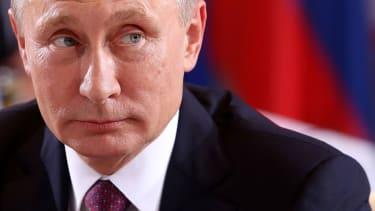Vladimir Putin Russia investigation.