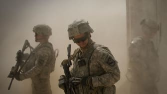 Afghanistan war.