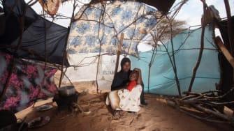 Dadaab Refugee Camp.