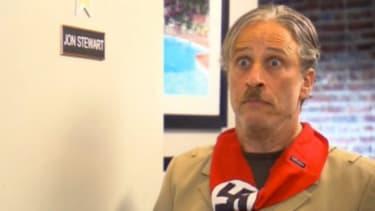 Jon Stewart returns