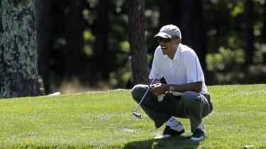 Michael Jordan slams President Obama: 'He's a sh--ty golfer'