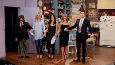 Watch the women of Friends reunite on Jimmy Kimmel Live