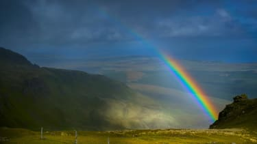 There is more to the rainbow than what meets the eye.