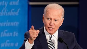 Joe Biden won the first debate, voters say.
