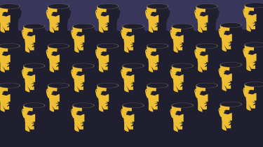 Beware the army of bafflers.