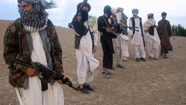 Members of the Taliban.